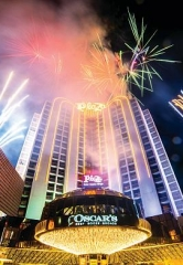 Ring in the New Year in Classic Las Vegas Style at the Plaza Hotel & Casino