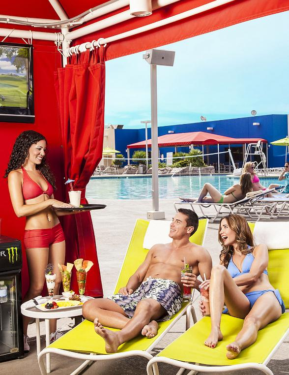 Stratosphere Casino, Hotel & Tower Seeks to Fill Pool Beverage Server Positions