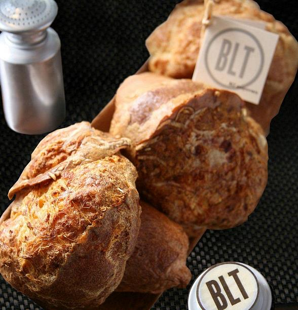 Popovers from BLT Steak