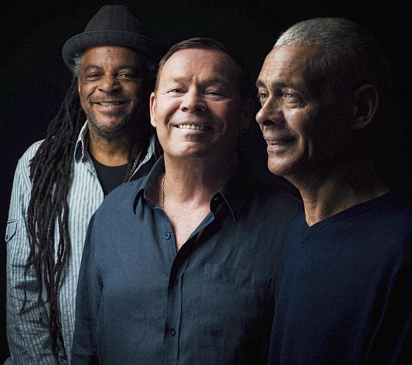 """Fools Rush in Weekend"" with UB40 Founding Members Ali, Astro and Mickey July 27-28"