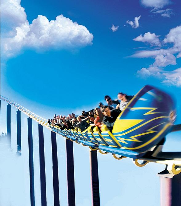 Celebrate National Roller Coaster Day with Two-for-One Rides on The Desperado Aug. 16