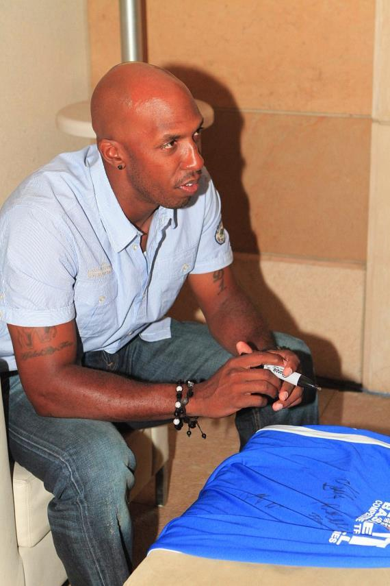 Professional Basketball Player Chauncey Billups