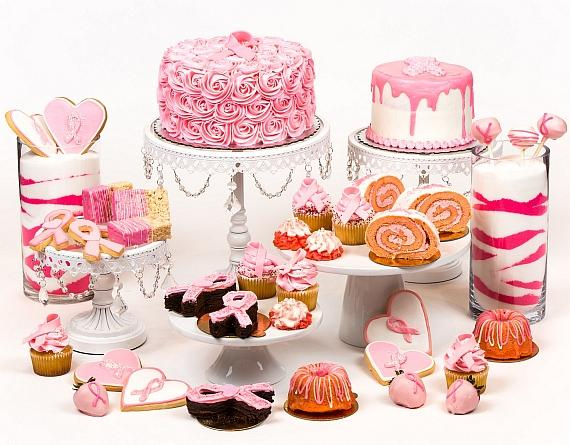 Project Pink Pastries