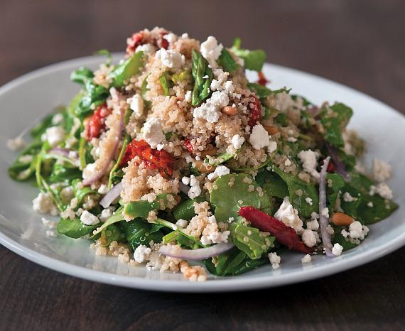 California Pizza Kitchen Spinach Quinoa Salad