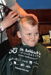 Rí Rá Las Vegas Leads the Fight Against Childhood Cancer with a St. Baldrick's Head-Shaving Fundraiser on Saturday, March 3