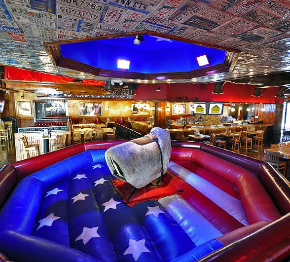 Ranch House Kitchen to Celebrate National Best Friends Day with Complimentary Bull Rides