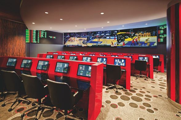 The Cosmopolitan of Las Vegas Opens State-of-the-Art Race and Sports Book by Cantor Gaming