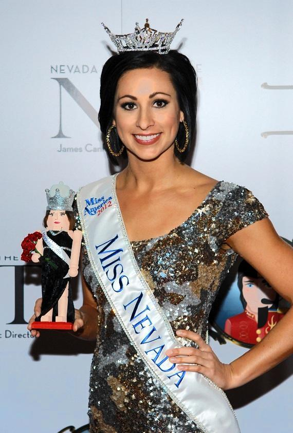 Miss Nevada Randi Sundquist attends premiere of Nevada Ballet Theater's The Nutcracker