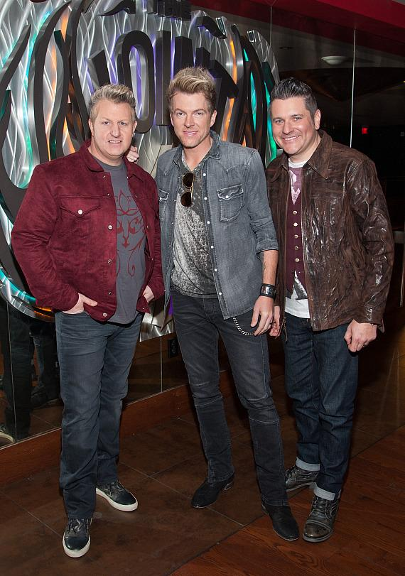 Rascal Flatts at The Joint