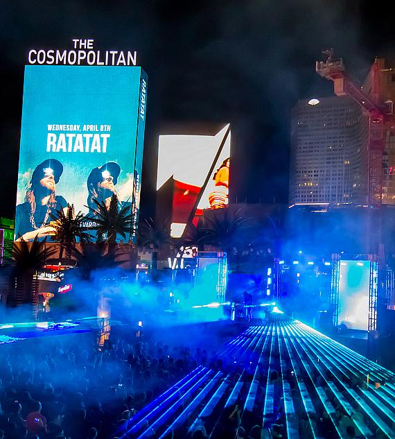 Ratatat performs at The Cosmopolitan of Las Vegas
