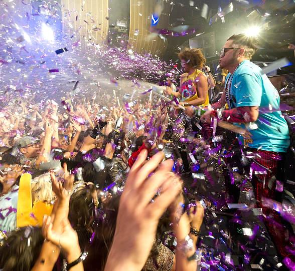 Redfoo Returns to Marquee Nightclub for his Party Rock DJ Residency