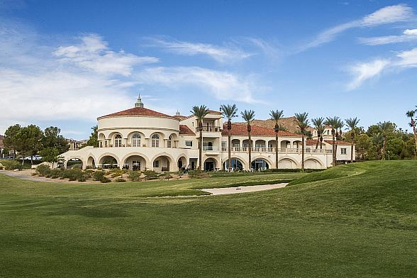 Reflection Bay Golf Club Hosts Audi Henderson Lake Las Vegas Classic Nov. 1-2