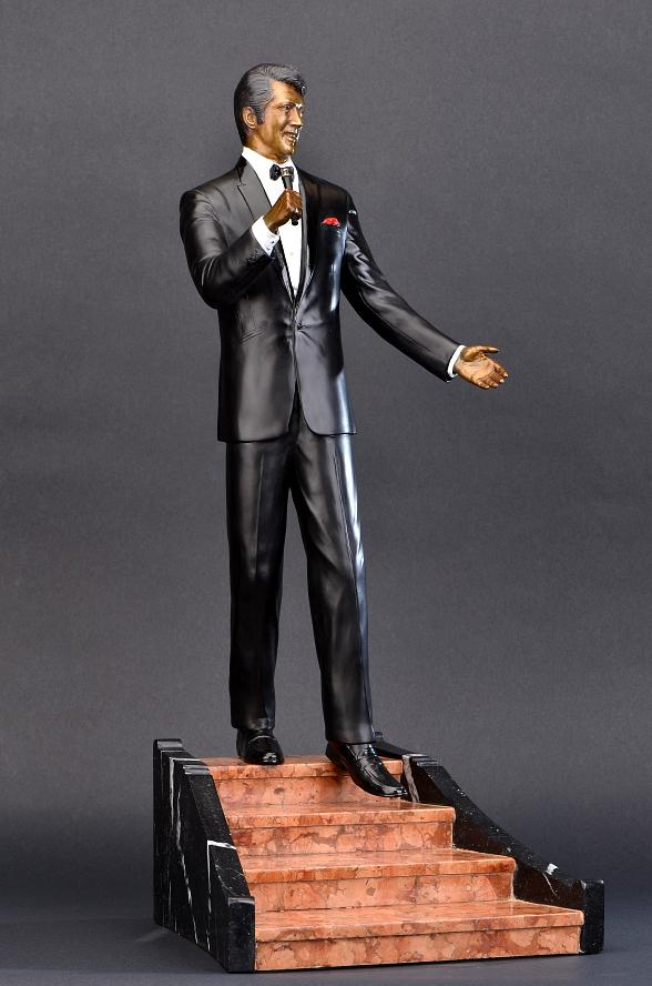 Regis Galerie to Unveil Exclusive Dean Martin Bronze Sculpture April 21