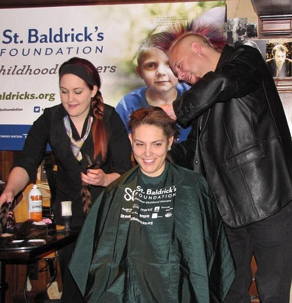 Sport Clips Haircuts Podcast | St. Baldrick's Foundation
