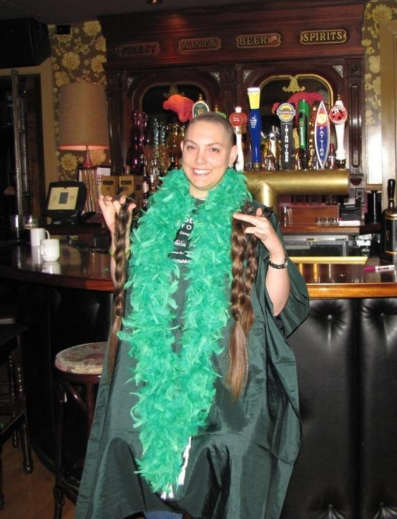 Rí Rá Las Vegas Fights Childhood Cancers with St. Baldrick's Foundation Head-Shaving Fundraiser March 1
