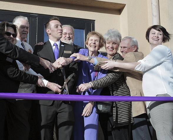Las Ventanas Celebrates Grand Opening of Ronald Reagan Memory Support Suites