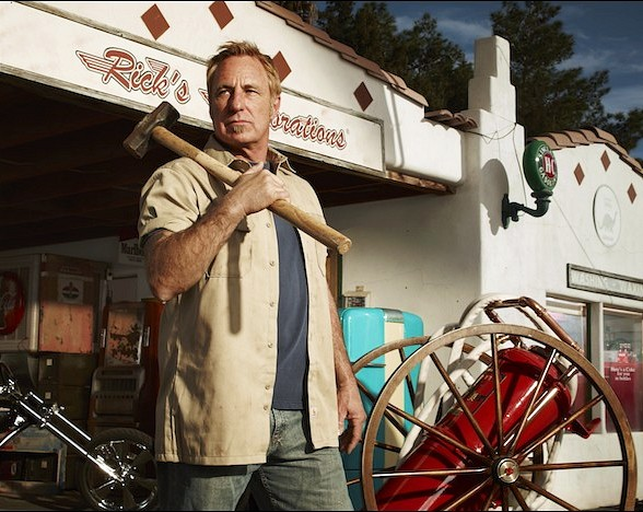 Rick Dale of American Restoration