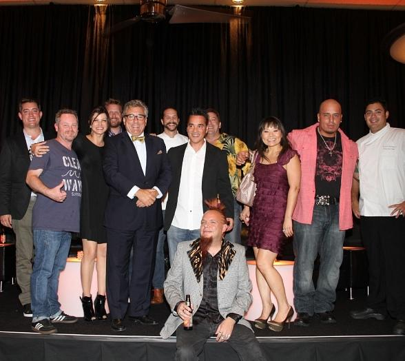 "Las Vegas' Acclaimed Food Critics Took the Heat During ""Roasting Las Vegas"" Special Affair at Three Square Food Bank"