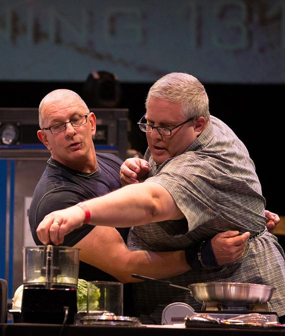 """Robert Irvine Live"" at Tropicana Theater"