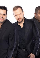 Vocal Powerhouse Rockapella Performs at Sam's Town Live! in Las Vegas Sept. 2