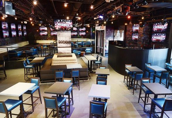 Rockhouse to Slam-Dunk March Mayhem Open Bar Specials