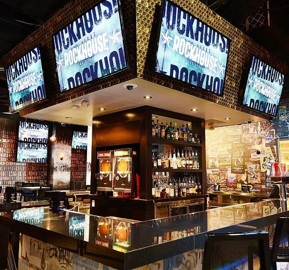 "Rockhouse to Earn an ""A"" for 'Spring Broke' Specials"