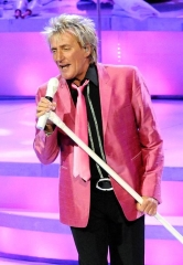 Legendary Rock Icon Rod Stewart Announces Return to Las Vegas in June 2018