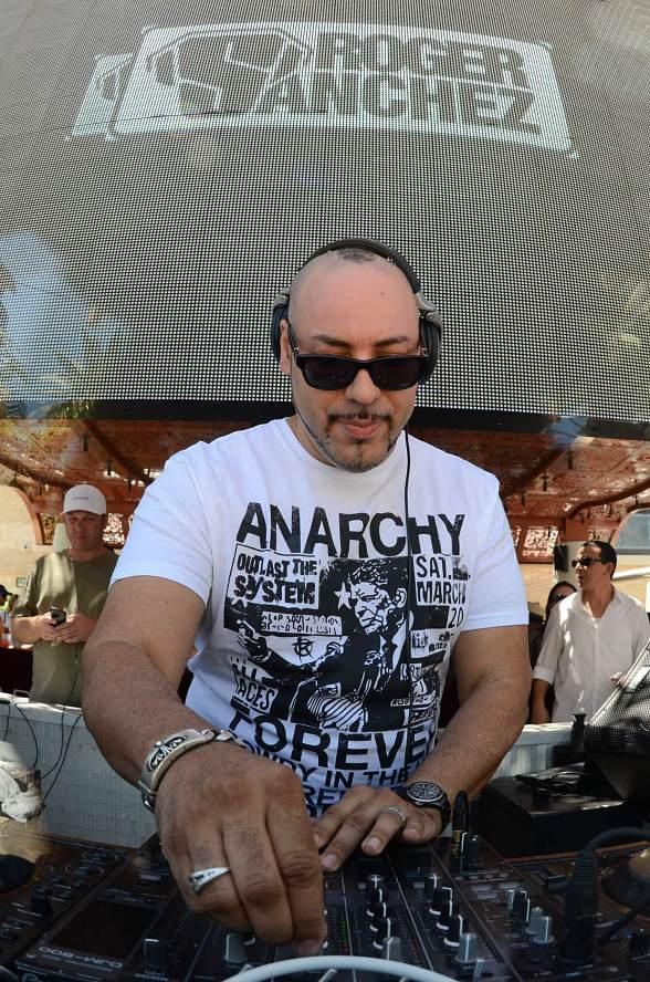 Roger Sanchez at Marquee Dayclub