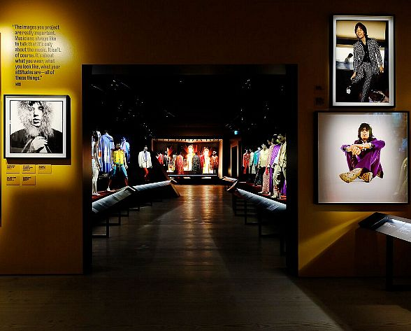 """Doom and Gloom"" Takes Over Halloween Weekend at Exhibitionism – The Rolling Stones Exhibit at The Palazzo Las Vegas"