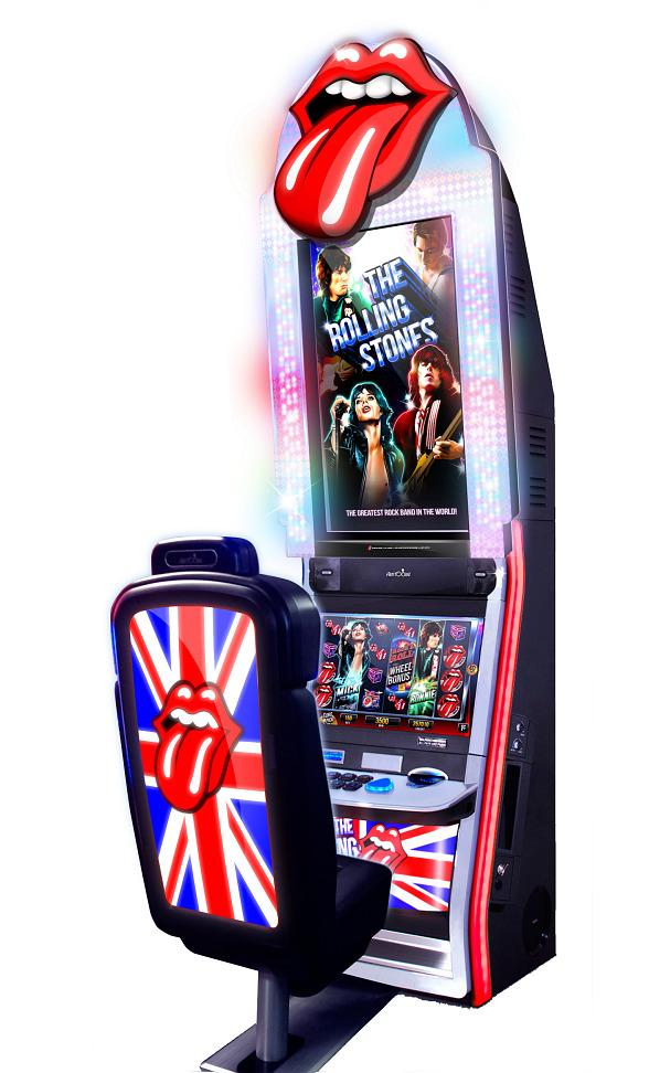 Aristocrat Unveils The Rolling Stones Slot Machine