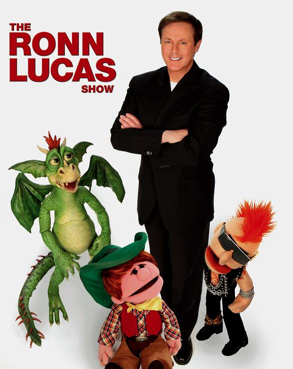 Ronn Lucas Brings Comedy and Ventriloquism to Suncoast Showroom August 27-28