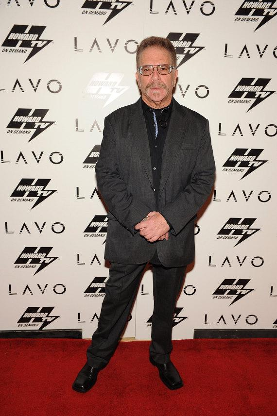 Ronnie the Limo Driver on LAVO red carpet