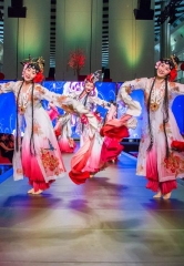 Fashion Show Celebrates Chinese New Year with Opening Ceremony, Ribbon Cutting & Lion Dance