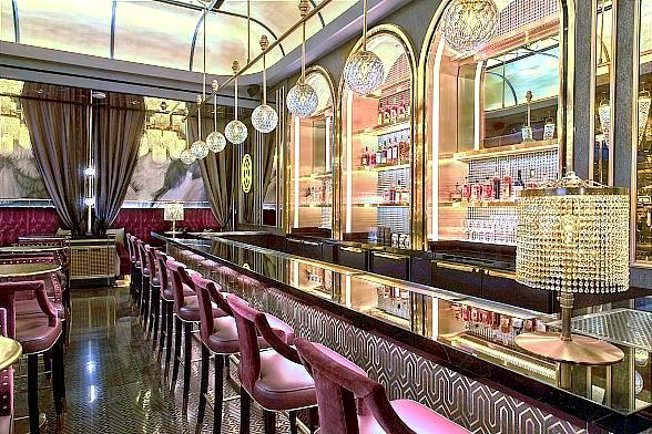 Rosina, an Intimate Cocktail Retreat, is Now Open at the Palazzo Las Vegas