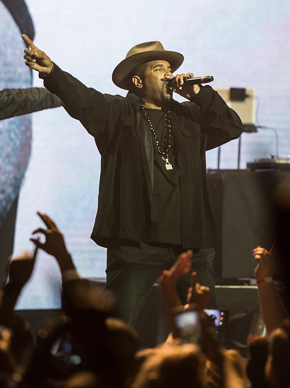 Sir Mix A Lot performs at The Pearl at The Palms Casino Resort in Las Vegas