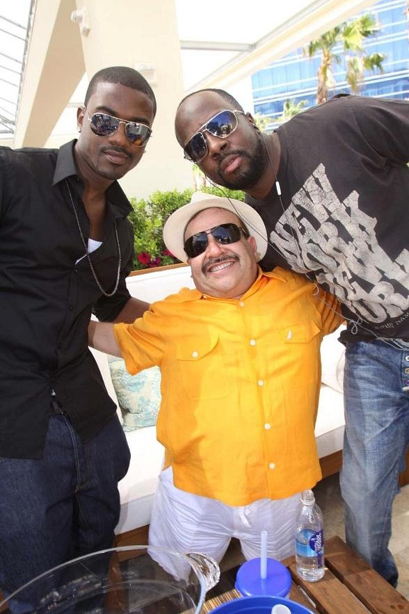 Chuy, RayJ and Wyclef