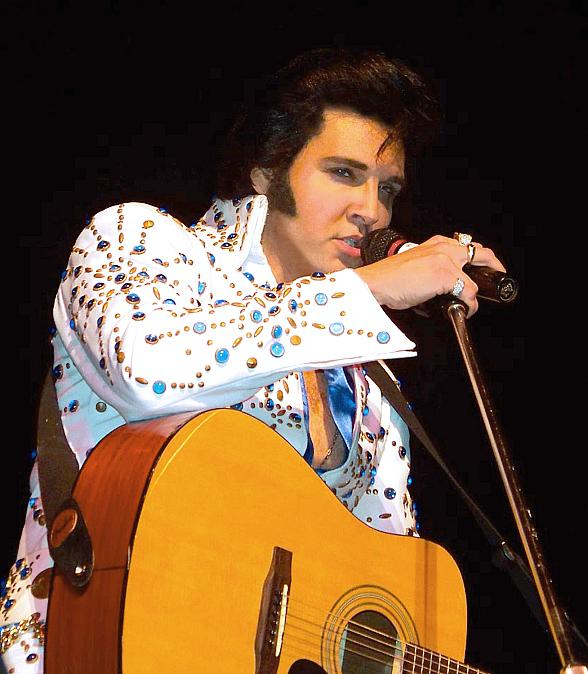 Westgate Las Vegas Resort & Casino Presents the 40th Tribute to The King of Rock 'n Roll, Elvis Presley