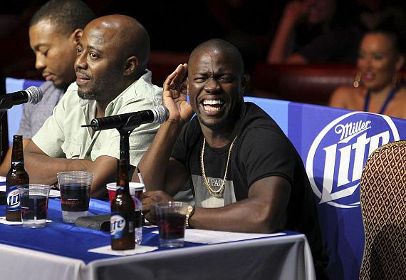 Kevin Hart served as special judge for the Stand Up. It's Miller Time Finale