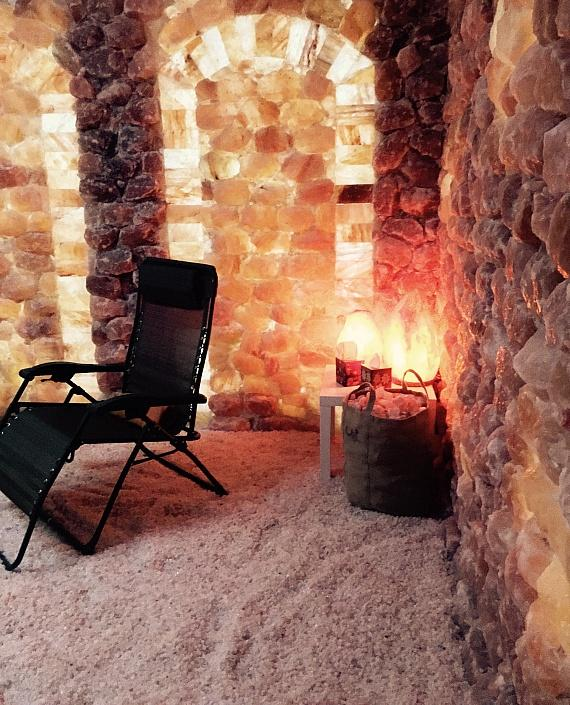 Salt Room Lv Delivers The Latest Trend In Wellness Therapy