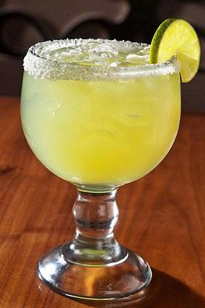 Salted Lime Margarita