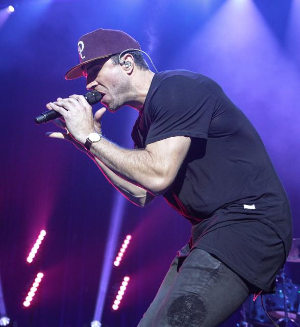 Sam Hunt performs at The Chelsea at The Cosmopolitan of Las Vegas