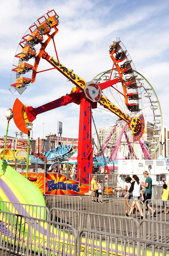 San Gennaro Feast Excitement at The Silverton Casino Hotel Sept. 11-16