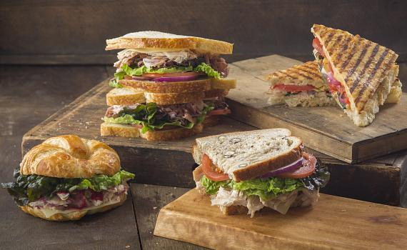 Sandwich Collection