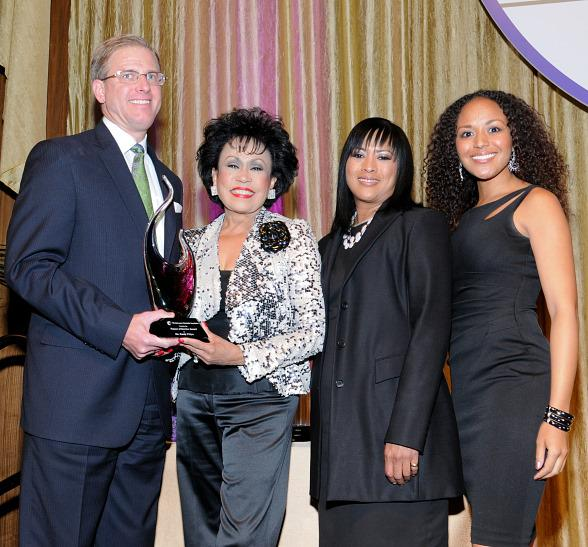 Sandy Peltyn is recognized for philanthropic initiatives throughout the Las Vegas community