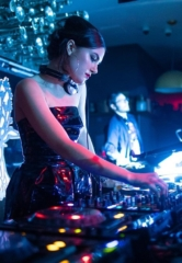 Sasha Grey Kicks Off 'Stereo Hyde' at Hyde Bellagio with Electrifying DJ Set