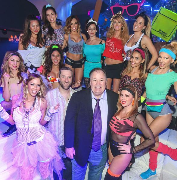 "Dustin Diamond and Dennis Haskins Host ""Saved by the XIV"" at Hyde Bellagio"