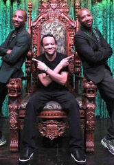 Legendary Tap Dancer Savion Glover Attends ABSINTHE at Caesars Palace Las Vegas