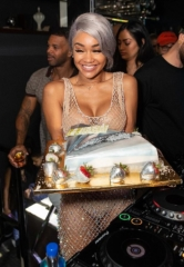 Saweetie Celebrates 25th Birthday at Hyde Bellagio with Explosive Performance Alongside Australian DJ Saint Clair