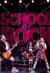 """School of Rock – The Musical"" is Coming to The Smith Center for the Performing Arts in Las Vegas Aug. 7-12"
