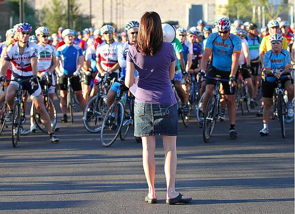 3rd Annual Pedal to the Medal on Sept. 8